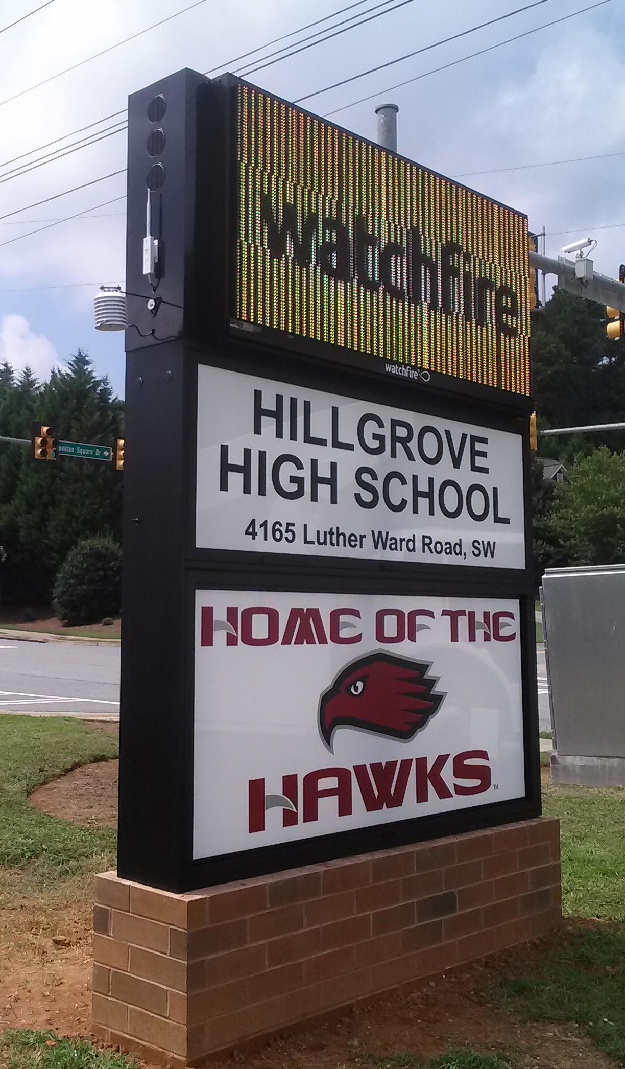 Hillgrove high school
