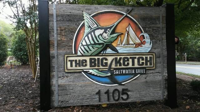 The big ketch